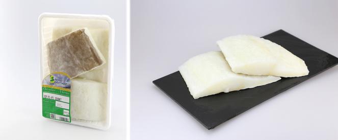 Bacalao desalado - Lomo Pil-Pil
