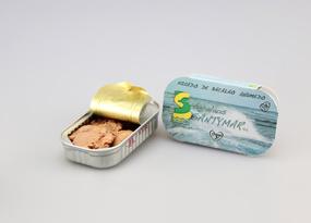 Foie morue bacalao santymar blanco calidad