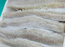 Salt ling - Loins